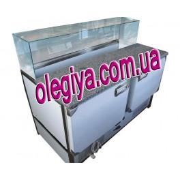 Витрина холодильная для салатов