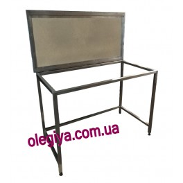 Стол производственный с откидной столешницей