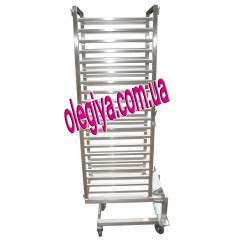 Trolley for rotary kiln...
