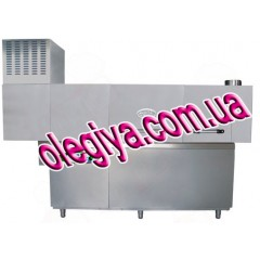 Conveyor Dishwasher with dryer (tunnel) ...