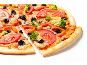Піцу люблять всі!
