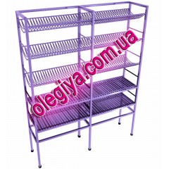 Shelving for storage and drying of kitch...