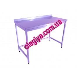 Виробничий стіл обробний нержавейка купити