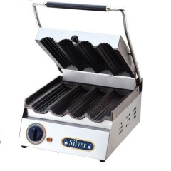 Contact grill 2139 - Silver...