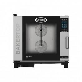 Печь пароконвекционная  BAKERTOP MIND.MAPS ONE XEBC-06EU-E1R Unox