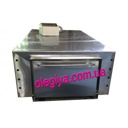 Мини печь для пиццы (электронное управление)