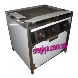 Плиты электрические 2-х  конфорочные(с духовкой)