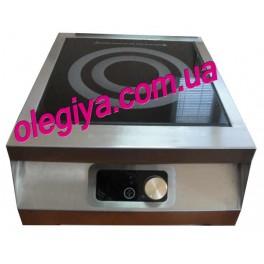 Плиты индукционные 1 конфорочные   (1,8 кВт)