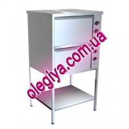 Шкаф жарочный двухсекционный ШЖ-0,2