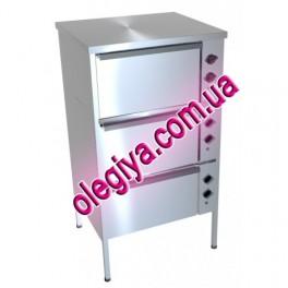 Шкаф жарочный трехсекционный  ШЖ-0,3
