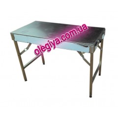 Thermal folding table...