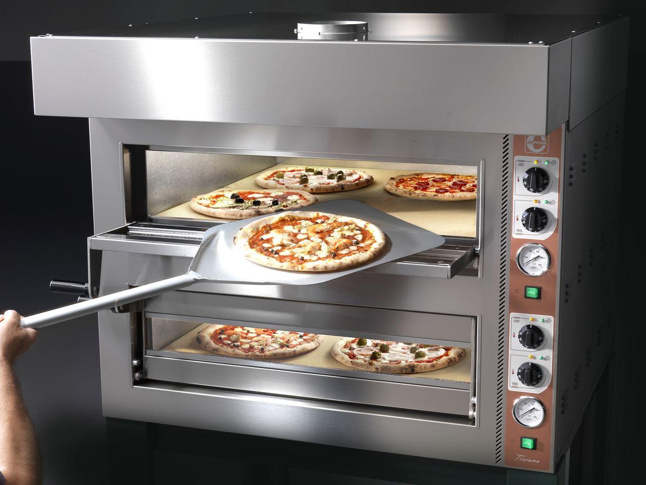 elektrucheskaya pech dlya pizzu